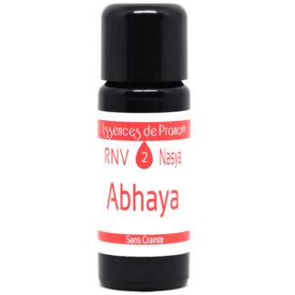 RNV Nasya Abhaya Essences de Prana