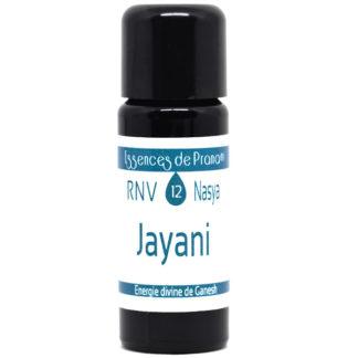 RNV Nasya Jayani Essences de Prana